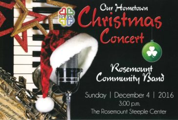 Our Hometown Christmas Concert